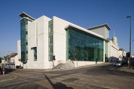 The Braid Arts Centre - BALLYMENA - Museum Northern Ireland Tourist ...