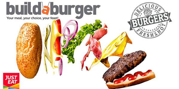 Build A Burger Belfast Best Burger In Belfast Build A