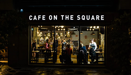 Cafe On The Square Belfast Cafe On Ulster Street Belfast