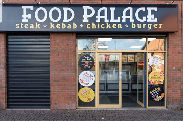 Food Palace Belfast Food Palace Twin Spires Belfast