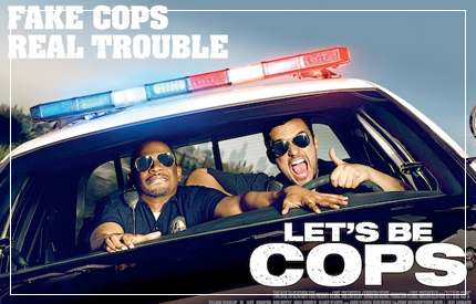 'It's the type of film where zany title and taglines are given priority, with script and dialogue all an afterthought...' Leigh Forgie on Let's Be Cops. Might be fair to say, he didn't dig it