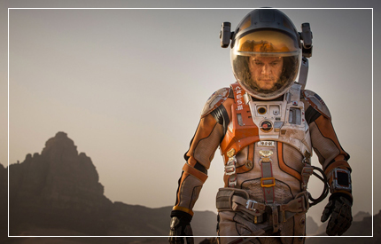 Improperly handled, optimism can be unbearable. One of the (many) problems with Chris Nolan's Interstellar and Brad Bird's Tomorrowland, two recent advocates for a return to space-age can-do adventurism ...