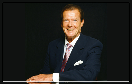 Since Sir Roger Moore last graced the city of Belfast with his, well, Saintly presence (you knew I had to say it!) the former James Bond has come through quite a few mishaps ...