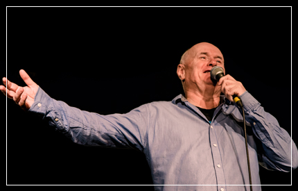 He thought of being a spy. Or so Dave Johns says. That is, until a certain Ken Loach film made him a star... the most unlikely star you'll ever meet in your life ...