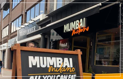 As a lover of Indian food passionately loyal to her local takeaway, I admit I was wary about trying something new when heading to Mumbai Milano last weekend. Three 5 star courses  ...